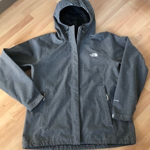 Northface XL raincoat